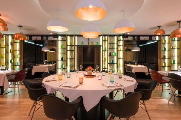 w kitchen restaurant verbier taste modern local and trend