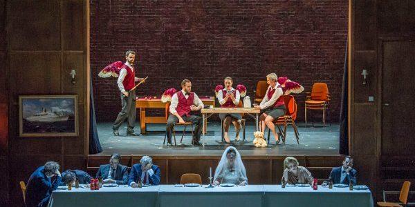 Monteverdi, modern interpretation for Alten Musik Festival