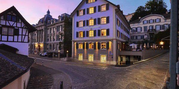 Hotel Florhof allure romantica nel cuore di Zurigo