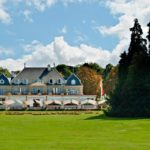Du Parc Des Eaux Vives Restaurant. Riflessi di lago e di gusto nel parco
