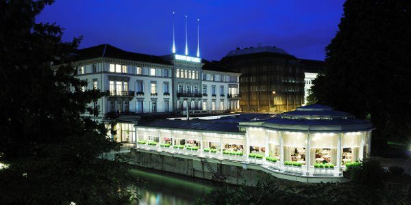 Baur au Lac Zurich. A five-star choice for a new level of emotion
