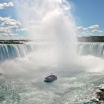 Niagara Falls and Hornblower Niagara Cruises il brivido dell'emozione