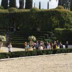 Cavalieri del Lavoro ospitati in Valpolicella da Guerrieri Rizzardi