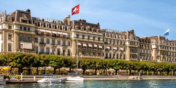 Grand Hotel National. 150 anni di storia sul Lago di Luzern