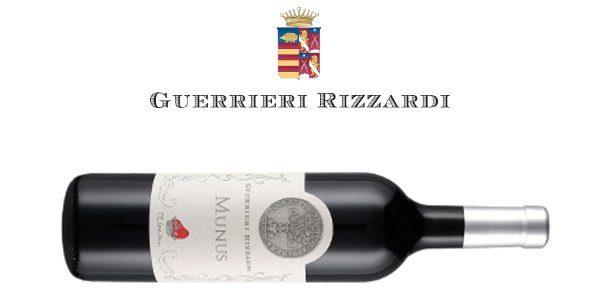 Munus 2015, il rosso by Guerrieri Rizzardi. Liquida emozione