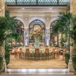 Dinner at The Plaza? Attitudine al piacere glam di The Palm Court