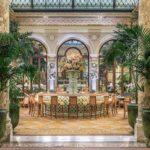 Dinner at The Plaza? Attitudine al piacere glam di The Palm Court
