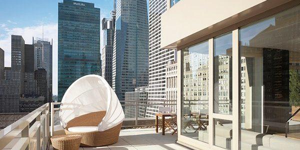 Andaz 5th Avenue Ispiration New York Mood. Viaggio nello stile