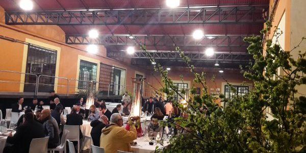 Bertani Event . Il valore di uno stile unico, il calore dell'ospitalità