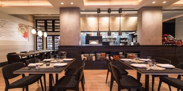 Ortzi Restaurant, spanish touch and lifestyle by Luma Hotel