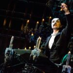 The Phantom of the Opera. Gothic seduction. Musical attraction