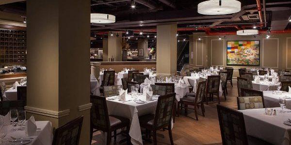 Davio's Northern Italian Steakhouse. Little Italy di come eravamo