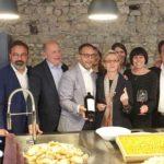 Nodo d'amore. Farina Wines and Restaurateurs Valeggio