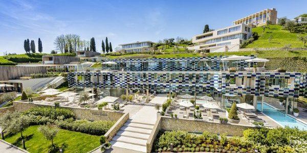 Villa Eden Luxury Resort Gardone. Unicità come segno distintivo