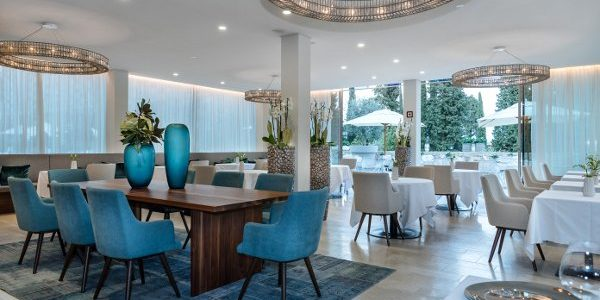 La Terrazza Segreta fine dining at Villa Eden Luxury Resort