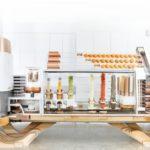 Creator Ristorante robot a San Francisco per hamburger fast