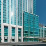 InterContinental San Francisco forme moderne, battito vitale