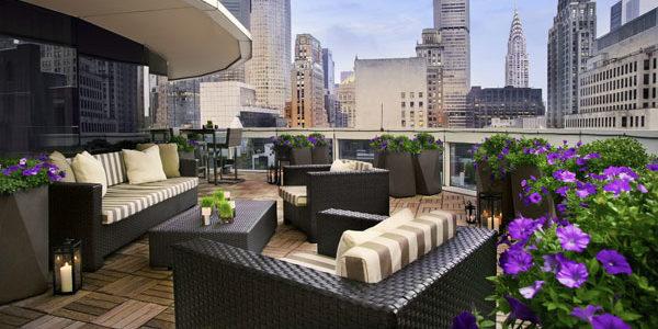 Sofitel New York, french sensation a Times Square