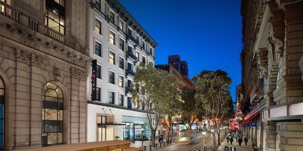 Axiom Hotel San Francisco in sintonia con il battito moderno