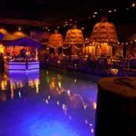 Tonga Room San Francisco. Tropical Polynesian-fusion cuisine