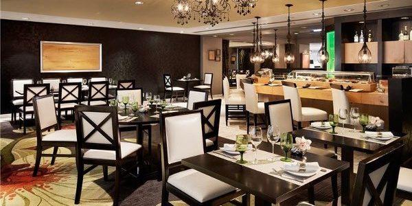 Anzu Restaurant, dalla costa californiana il gusto senza confini