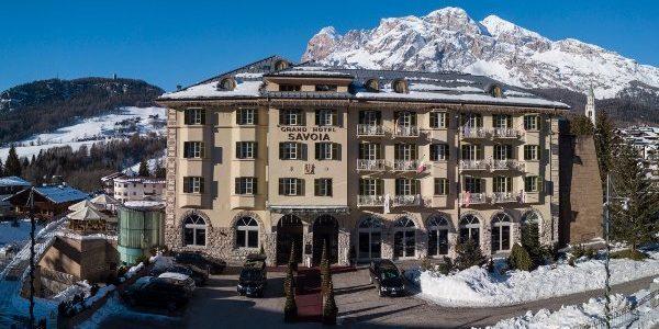Grand Hotel Savoia, riflessi di moderno sul fascino del tempo