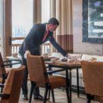Le 1920 charme gourmet con rigore e precisione by chef Gatillon