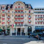 Lausanne Palace Hotel, dall'eleganza alla discrezione