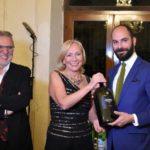 Xavier Salomon sesto Premio Allegrini L'Arte di mostrare l'Arte