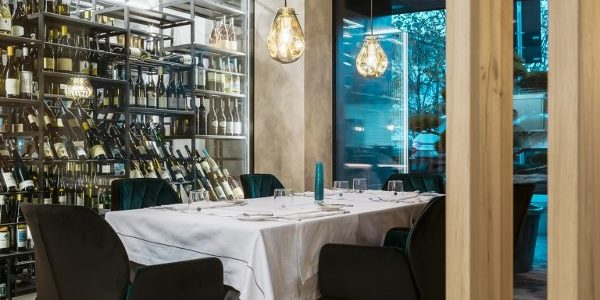 Waink's Restaurant Brunico, modernità e passione food and wine