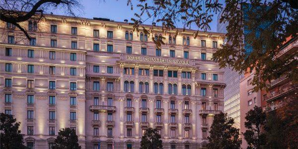 Hotel Principe di Savoia Milano. Lo stile, la classe, l'esclusività