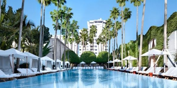 Delano South Beach Boutique Hotel, welcome to paradise