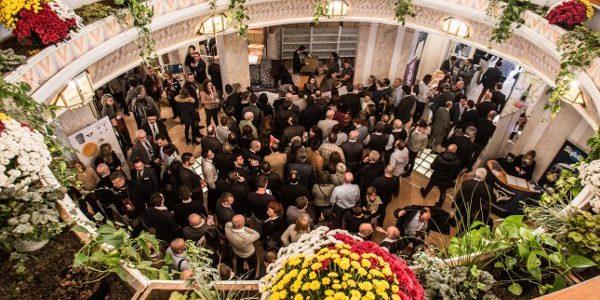 Merano WineFestival 2018, the wine symphony by Helmuth Köcher