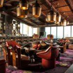 Tea Room. Oriental glam at EAST Miami attitude Asian Night Brunch