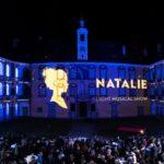 Natalie. Light musical show a Bressanone. La magia si tocca