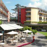 Astoria Hotel le trasparenze del design, i riflessi della natura
