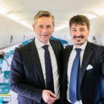 Air Dolomiti e Tommasi Family Estates ogni volo un viaggio di…vino