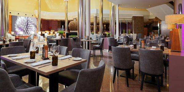 GrandSeven Restaurant taste and glam at WestinGrand Frankfurt