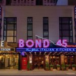 Bond 45 NY, true taste, true emotions and the Broadway stars