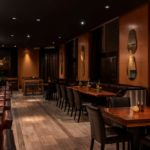 Andaz Kitchen & Bar. Culinary experience at Wall Street