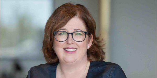 Mary Larkin. New President of Diversified Communications