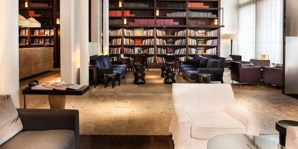 Mercer Hotel NY In the heart of Soho, exclusive experience