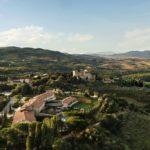 Toscana Resort Castelfalfi, il fascino del Borgo la lungimiranza Tui Blue