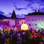 Water Light Festival a Bressanone: un inno alla luce e all'acqua
