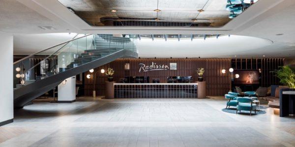 Radisson Blu Royal Viking Hotel, la semplicità nel segno del design