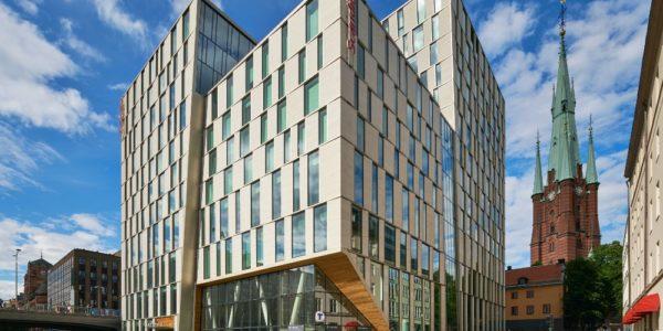 Scandic Continental Hotel emotional design in sintonia con la città