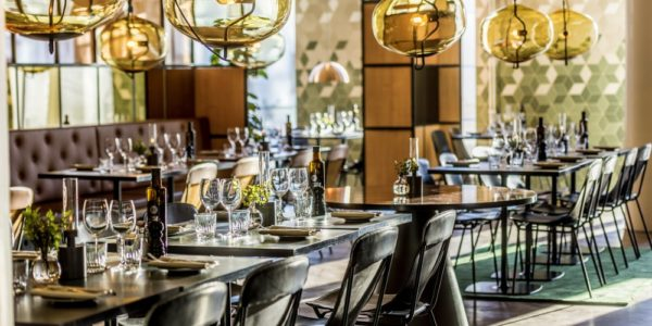 Market Restaurant at Scandic Continental Stockolm taste and nordic style