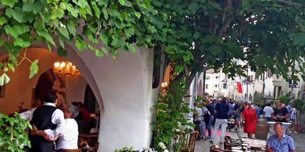 Wein&Laube, Egna. Passione vino, richiamo Alto Adige ed è Wine Event