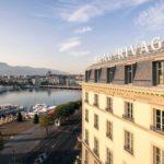 Beau-Rivage Geneva, musa è l'armonia. Class, art of hospitality, heritage