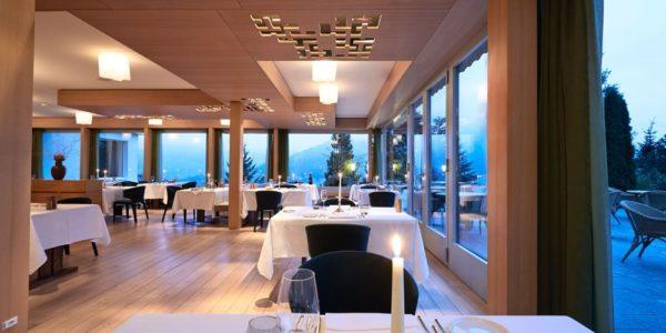 Belle Vue Restaurant Adelboden classic, modern and swiss cuisine